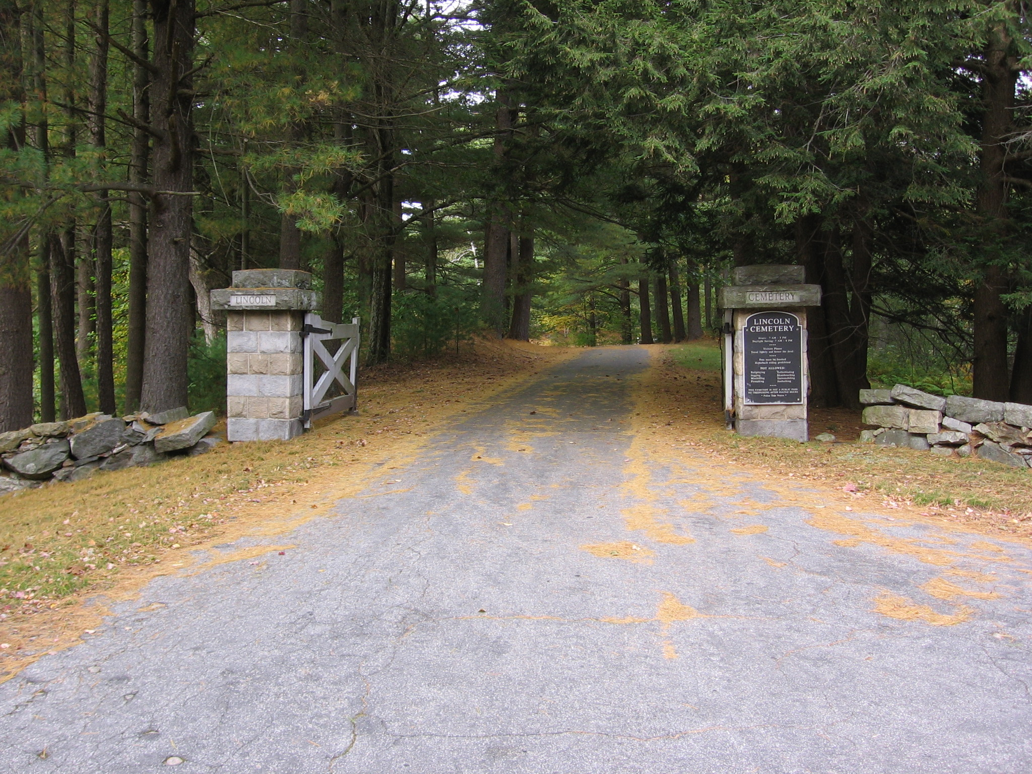 Both gates of 2009.JPG